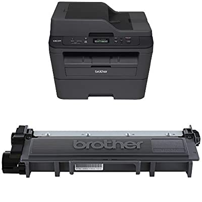 Brother DCPL2540DW Wireless Laser Printer and Brother TN630 Standard Yield Toner