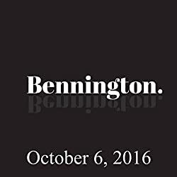 Bennington,Doug Benson, October 6, 2016