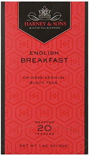 Harney Sons Black English Breakfast