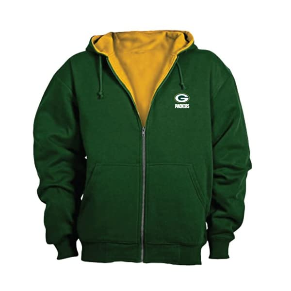 Dunbrooke NFL Craftsman Full Zip Thermal Hoodie 4ffca3423