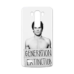 The Vampire Diaries Ian Somerhalder Personalized Custom Case For LG G3