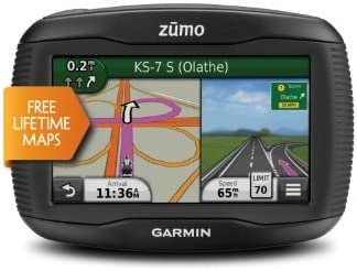 Amazon.com: Garmin Zumo 390LM 4.3-Inch Motorcycle GPS Navigator