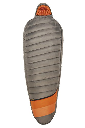 Kelty Tuck 0 Deg Thermapro Ultra Lh, Dark Shadow/Cinnamon, Reg