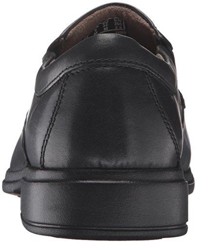 Bostonian Heren Tifton Step Instapper Zwart