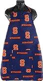 College Covers NCAA Syracuse Mens Syracuse Orangesyracuse Tailgating or Grilling Apron with 9'' Pocket, Fully Adjustable, Orange, One Size
