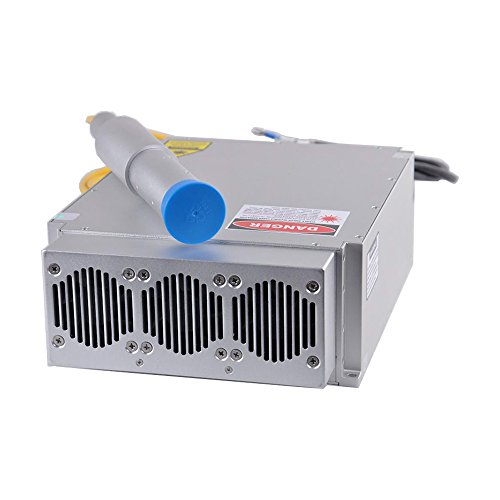 CAS 20-50W Q-switched Pulse Fiber Laser Series GQM 1064nm for Laser Marking Machine DIY PART by CAS