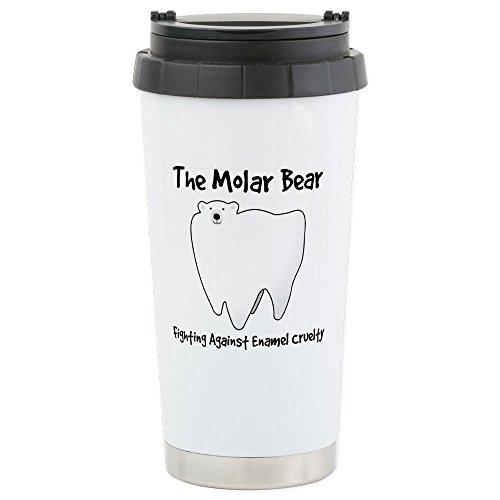 Hygienist Mug - CafePress - Stainless Steel Travel Mug - Stainless Steel Travel Mug, Insulated 16 oz. Coffee Tumbler