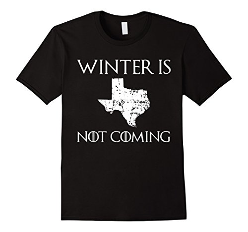 Men's Winter Is Not Coming t-shirt Christmas Tee