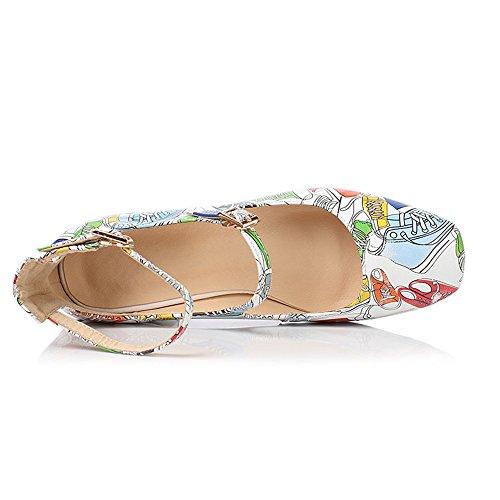 Nine SevenPump Shoes - Zapatos de tacón  mujer blanco