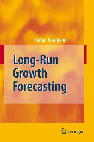 Download Long-Run Growth Forecasting ebook
