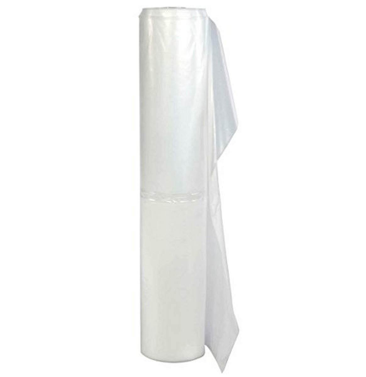 TRM Manufacturing HD16A Weatherall Automotive Painters Plastic Clear Hi Density Sheeting 1 Box of 350 Feet Long by 16 Feet Wide 9 Micron 0.35 Mil