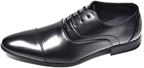 25種類から選ぶ ビジネスシューズ メンズ ロングノーズ レースアップ フェイクレザー ストレートチップ 内羽根 ウィングチップ プレーントゥ 紳士靴 BZB007