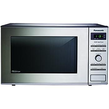 Amazon Com Microwave Oven Premium Compact Countertop