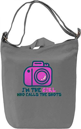 Women's Photography Borsa Giornaliera Canvas Canvas Day Bag| 100% Premium Cotton Canvas| DTG Printing|