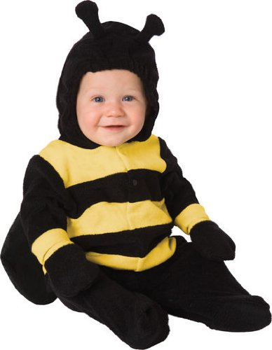 Baby Bumble Bee Infant/Toddler Costume Infant (6-12 Months)