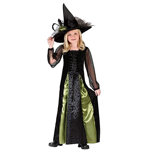 Child Goth Maiden Witch