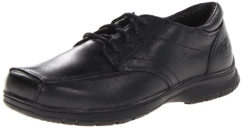 Kenneth Cole Reaction Blank Check Oxford, Black,2.5