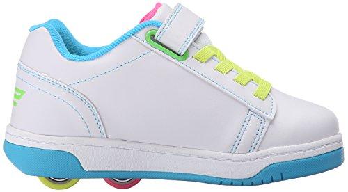 White Heelys White Heelys Neon Neon Multi OvF7xtwqt
