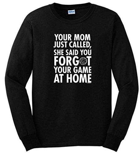 Called Forgot Volleyball Sleeve T Shirt