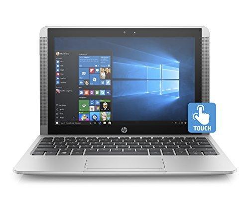 HP x2 10-inch Detachable Laptop with Stylus Pen,Intel Atom x5-Z8350,2GB RAM,32GB eMMC,Windows 10 (10-p020nr,Silver) [並行輸入品]   B07GBXRBL5