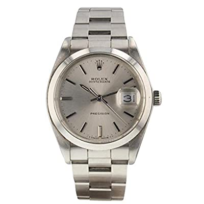 Rolex Oysterdate Manual Male Watch 6694 (Certified Pre-Owned) by Rolex