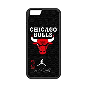 iPhone 6,6S 4.7 Inch Phone Case Cover Chicago Bulls logo CB7350