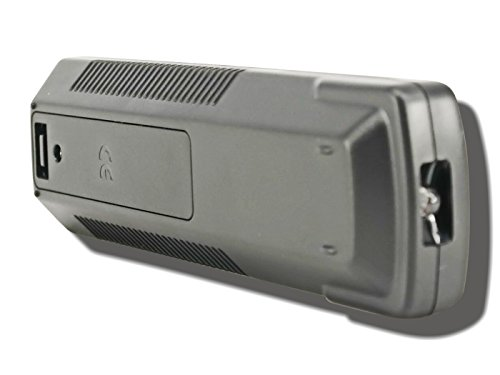 Panasonic N2QAYB000164 Replacement TeKswamp Video Projector Remote Control by Tekswamp (Image #6)