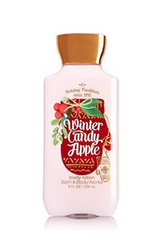 Bath & Body Works Body Lotion Winter Candy Apple 8 fl (Winter Candy Body Spray)