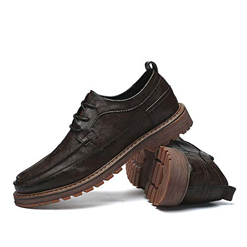 retr autunno e Oxford Nuovo inverno shoes Xiaojuan Business casual uomo Moda da Px8Rw0q