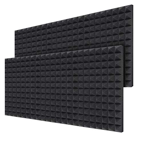 Acoustic Foam Panels 12-Pack 2