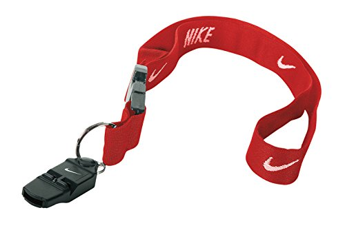Pro Neck Whistle Red/Black - size One Size