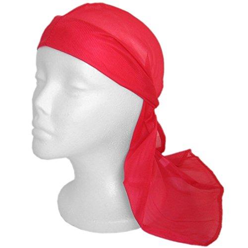 Red Doo Rag - 4