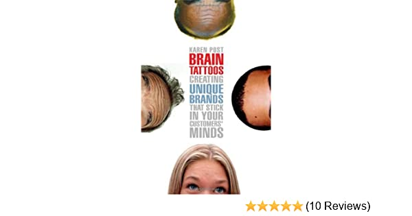 Amazon com: Brain Tattoos: Creating Unique Brands That Stick