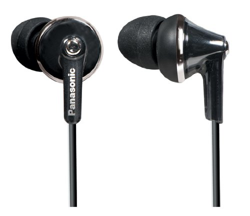 Panasonic RPTCM190K Headphones
