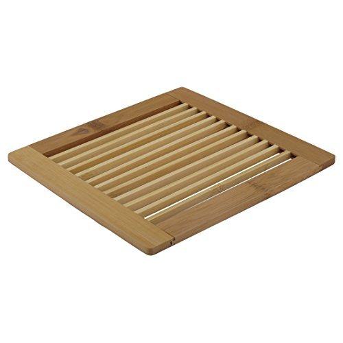 eDealMax creux de maison en bois Out Design Coupe de chaleur résistant Tapis Bakeware Porte-Pad
