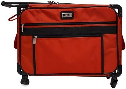 Tutto Machine On Wheels-19L x 13H x 10D Medium Pink