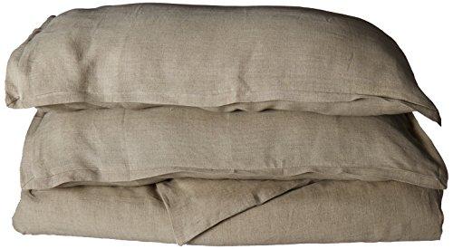 Harbor House Mini Duvet Cover Set, Full/Queen, Linen
