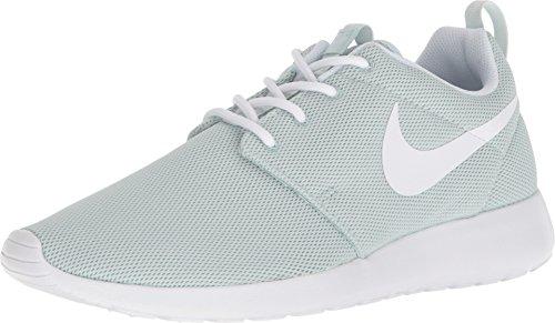 1136f79d4147 Galleon - NIKE Women s Roshe One Fiberglass White Nylon Running Shoes 9 (B)  M US