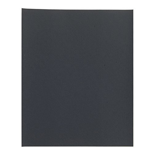 Abrasive Sheet 9 inchX11 inch P600 W/D T214 50/Sleeve by Norton Abrasives - St. Gobain