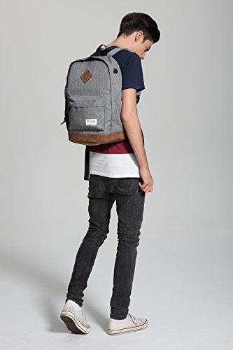 10f05a2850 936Plus College School Backpack Travel Rucksack
