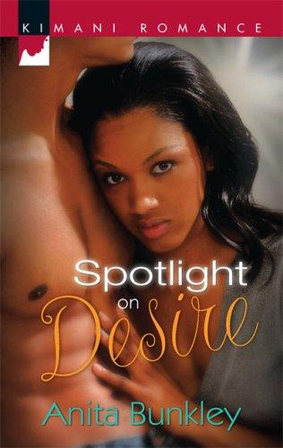 book cover of Spotlight On Desire