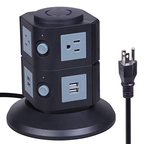 (CARTMAN 1250W (10A) Power Strip 70
