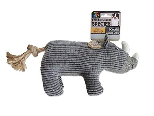 Endangered Species ES15 Javan Rhino Dog ()