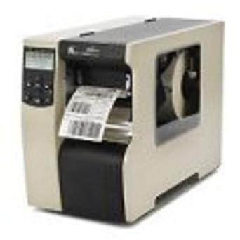 amazon com zebra technologies 112 801 00000 series 110xi4 4 dt tt rh amazon com Zebra Label Printer Zebra Barcode Printer