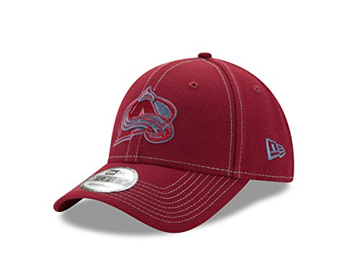 New Colorado Avalanche Nhl Cap (NHL Colorado Avalanche Adult The League Classic 9FORTY Cap, One Size, Brick)