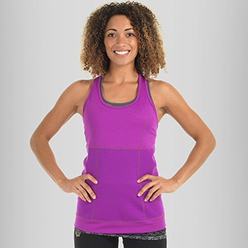 Zaggora Hottop 2.0 Slimming Tank, Purple, XS for sale  Delivered anywhere in Canada