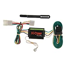 CURT 55354 Vehicle-Side Custom 4-Pin Trailer Wiring Harness for Select Jeep Cherokee