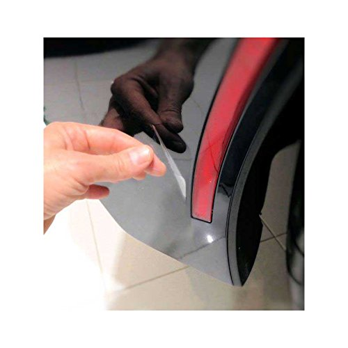 Eckler's Premier Quality Products 25335631 Corvette Cleartastic Paint Protection Kit For Behind Tires