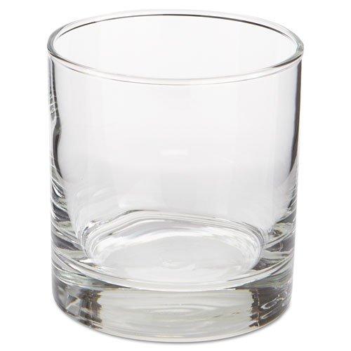 (Libbey Lexington Glass Tumblers, Old Fashioned, 10.25oz, 3 1/2