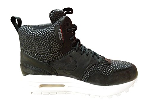 1 Deporte Mujer MAX summit Zapatillas Black NIKE para White Negro Air Tech W de Sneakerboot Black q8xTtTSR